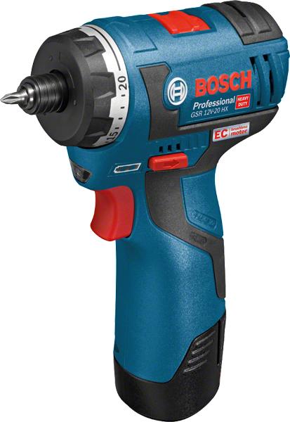 Bosch Visseuse sans fil GSR 12V-20 HX