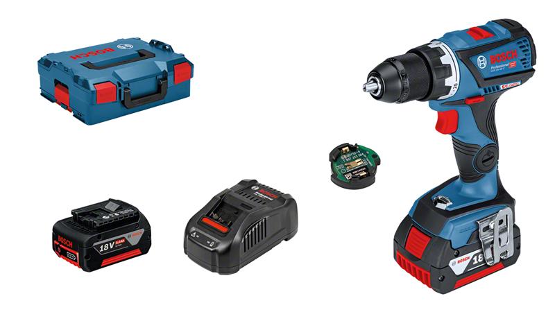 Bosch Perceuse-visseuse sans fil GSR 18V-60 C Professional