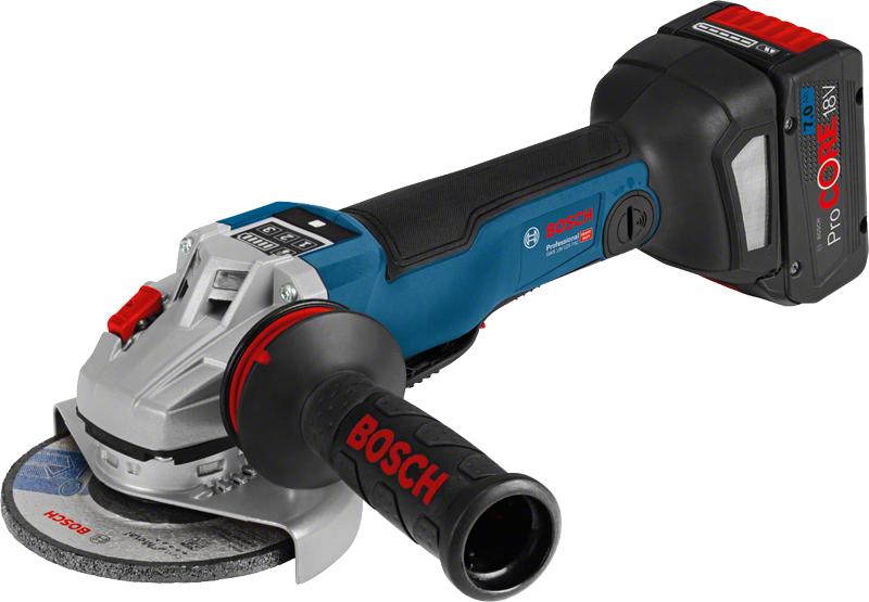 Bosch Meuleuse Angulaire Sans Fil GWS 18V-125 PSC
