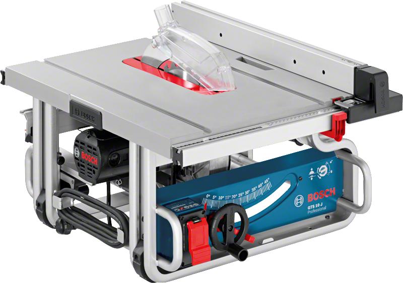 Bosch Scie sur table GTS 10 J