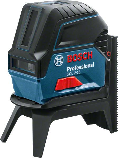 Bosch Laser point et ligne GCL 2-15 Professional