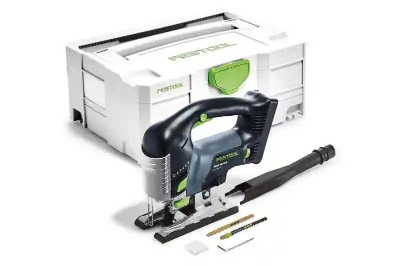 Festool Scie sauteuse sans fil Carvex Psbc 420 EB-Basic (sans batterie ni chargeur) + accessoires + systainer