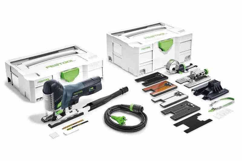 Festool Scie sauteuse PS 420 EBQ-Set Carvex