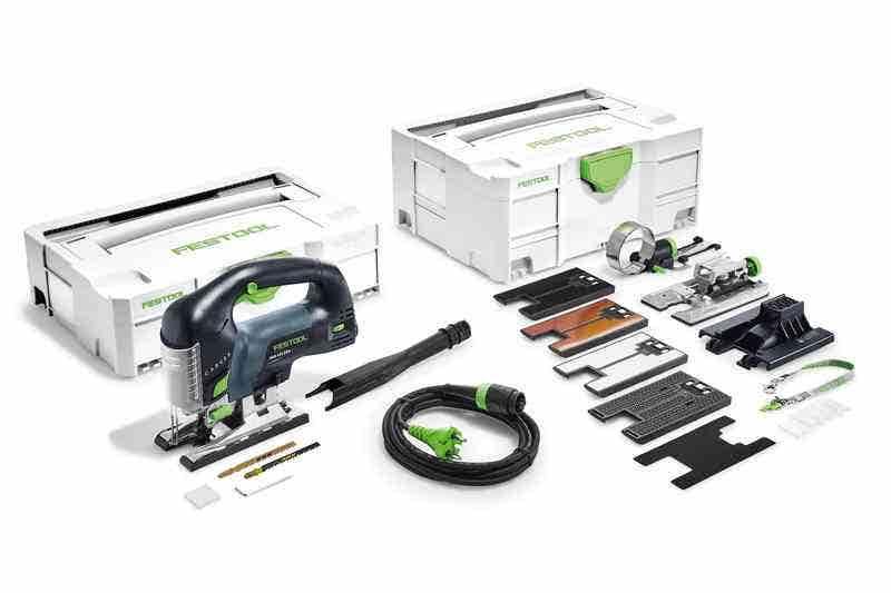 Festool Scie sauteuse PSB 420 EBQ-Set Carvex