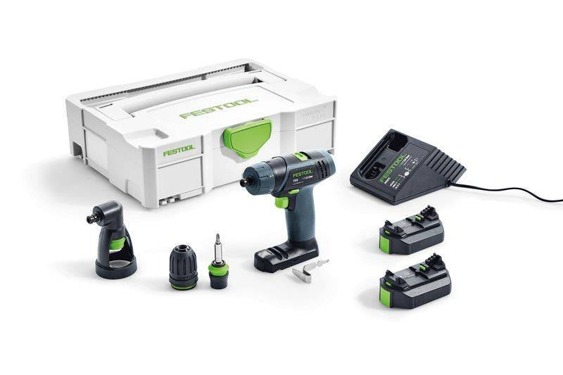 Festool Perceuse-visseuse sans fil TXS Li 2,6-Set