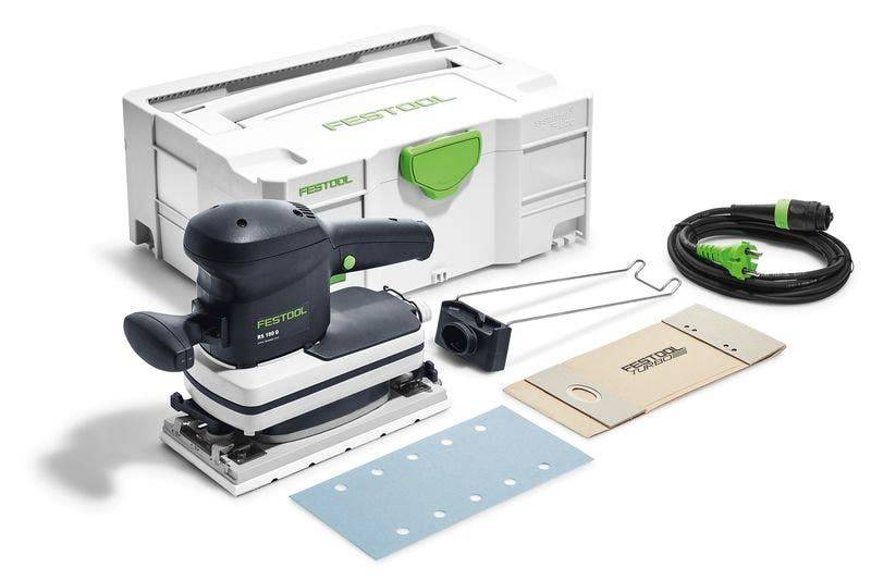 Festool Ponceuse vibrante RS 100 Q-Plus