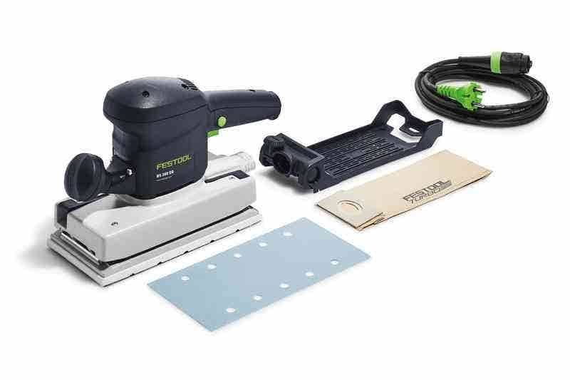 Festool Ponceuse vibrante RS 200 EQ