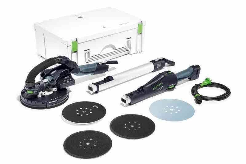 Festool Ponceuse à bras LHS 225 EQ-Plus/IP Planex