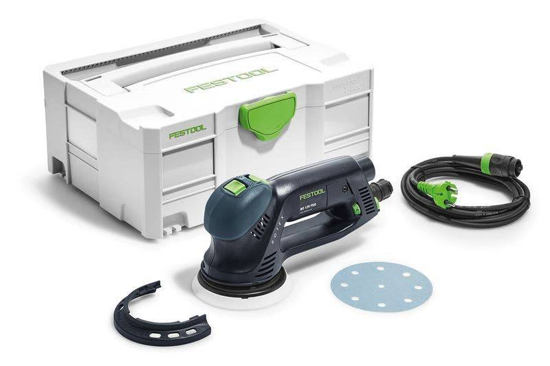 Festool Ponceuse Festool RO 125 FEQ-Plus Rotex
