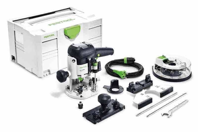 Festool Défonceuse OF 1010 EBQ-Plus + Box-OF-S 8/10x HW