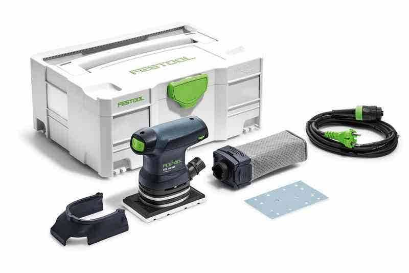 Festool Ponceuse vibrante RTS 400 REQ-Plus + systainer (ancienne version)
