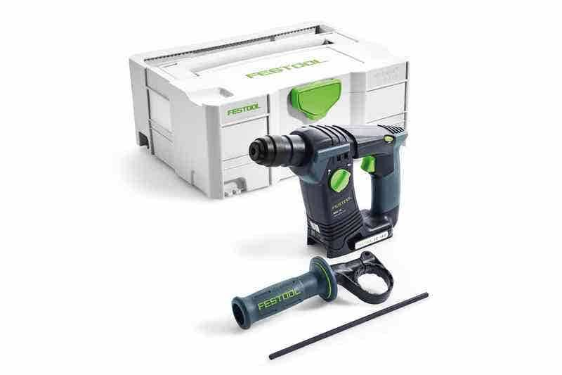 Festool Perforateur sans fil BHC 18 Li-Basic