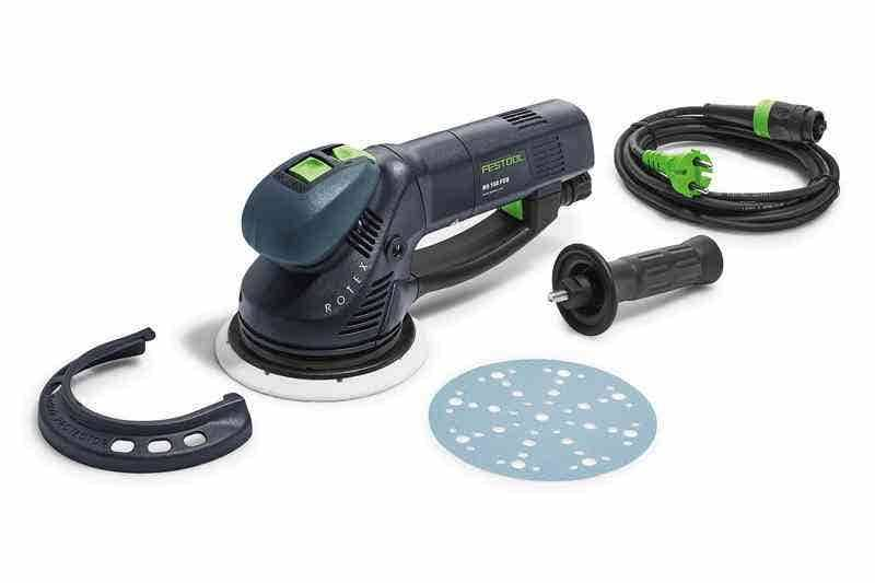Festool Ponceuse RO 150 FEQ Rotex