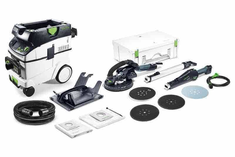 Festool Ponceuse à bras LHS 225-Ip/ctl 36-Set Planex