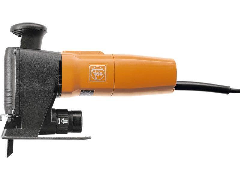 Fein Scie sauteuse jusqu'à 8 mm acier / 50 mm bois ast 638