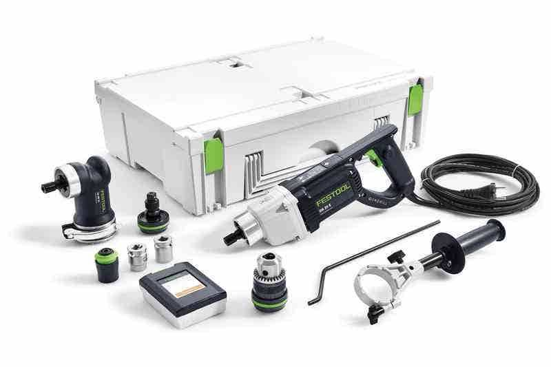 Festool Perceuse-visseuse DR 20 E FF-Set Quadrill