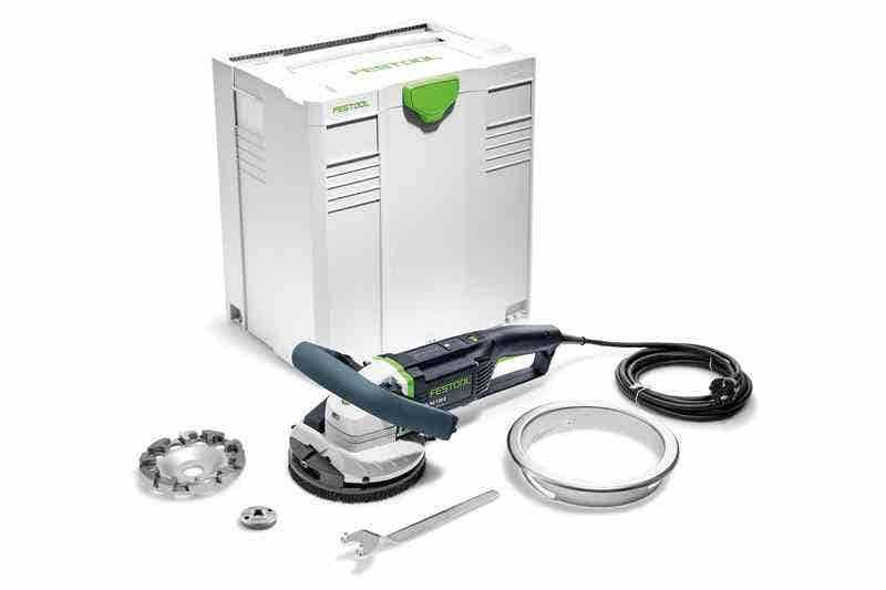 Festool Ponceuse de rénovation RG 130 E-Set DIA HD Renofix