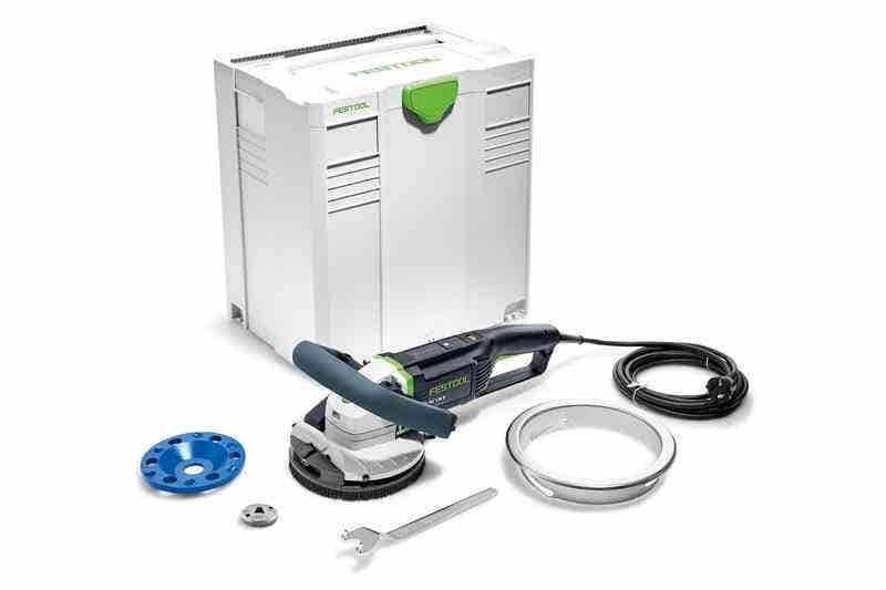 Festool Ponceuse de rénovation RG 130 E-Set DIA TH Renofix