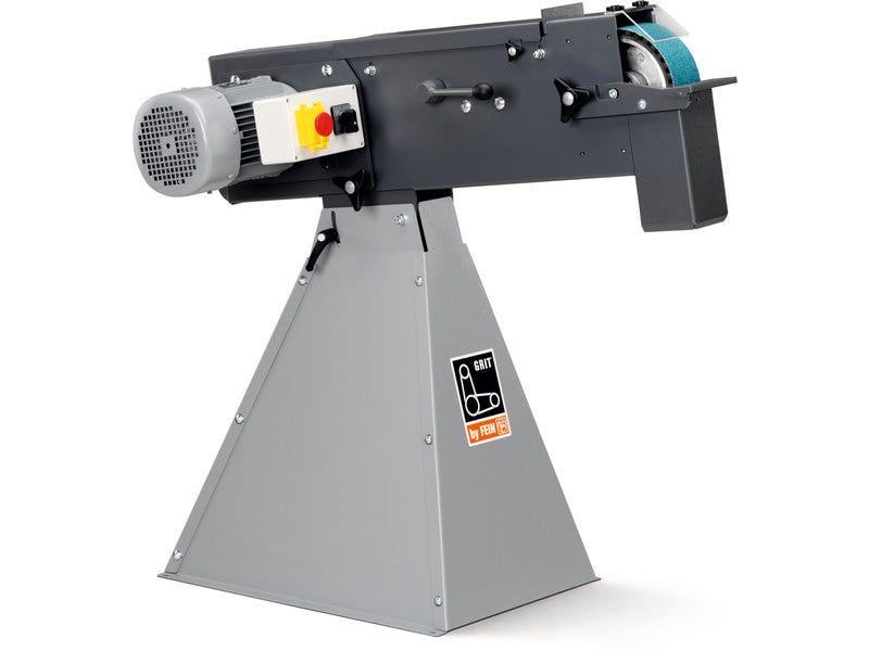 Fein Ponceuse à bande (unité de base), 75 mm avec inversion grit gx 75 2h