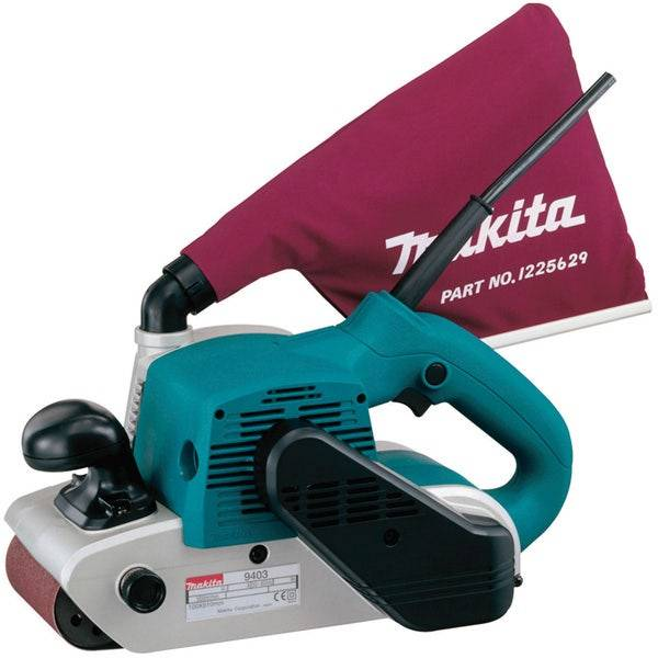 Makita Ponceuse à bande 1200 W 100 x 610 mm Makita 9403J