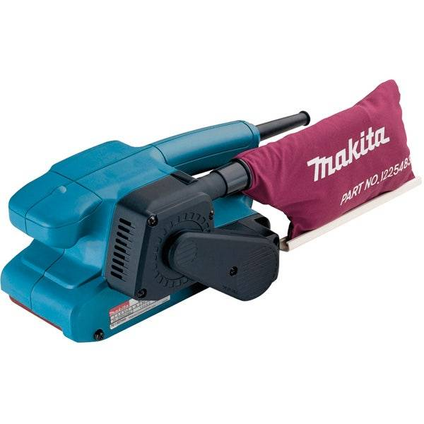 Makita Ponceuse à bande 650 W 76 x 457 mm