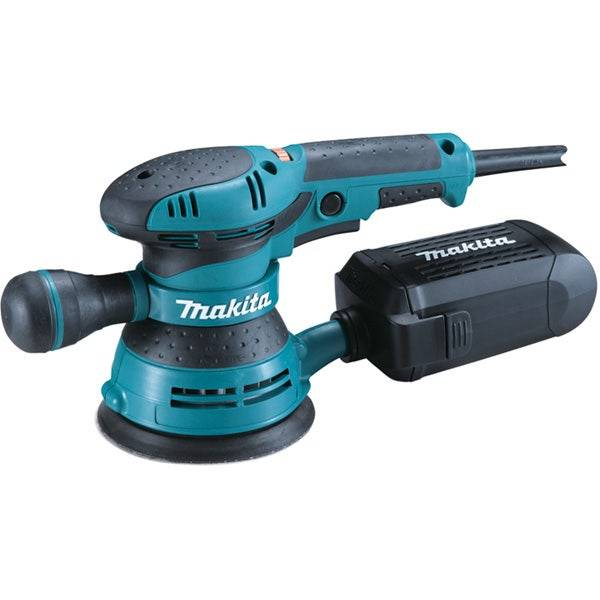 Makita Ponceuse excentrique 300 W Ø 125 mm