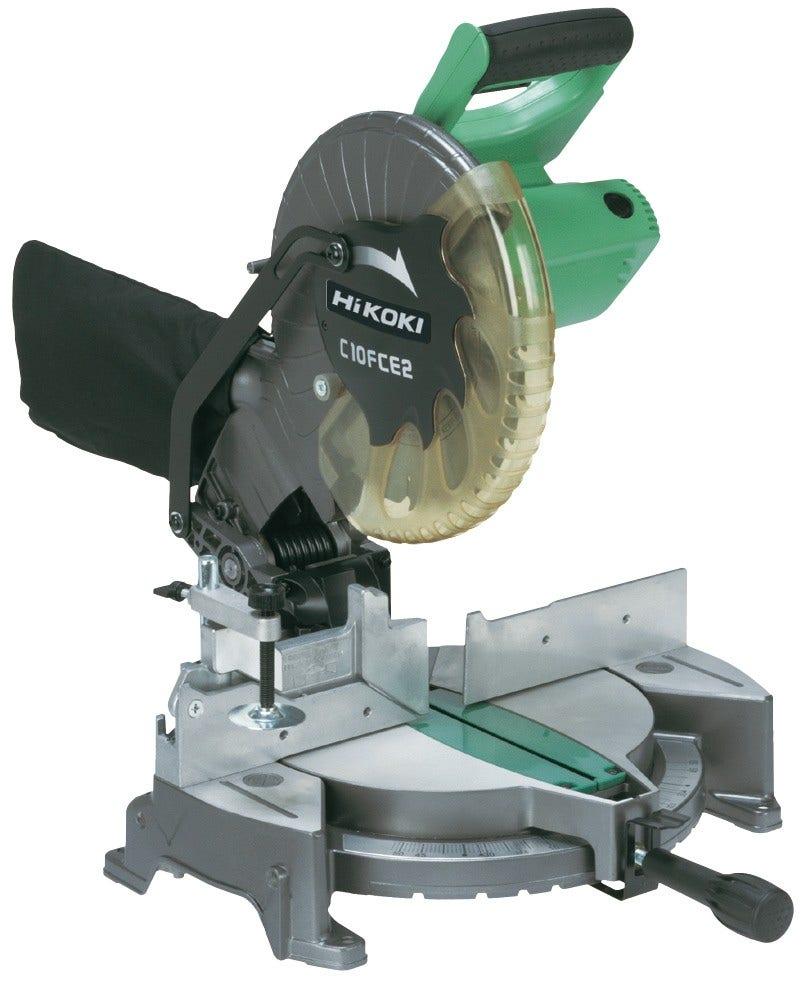 Hikoki Scie à coupe d'onglet Ø 255 mm - 1520 W - 59 mm