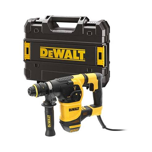 Dewalt Perforateur burineur Sds+ 3kg AVC + QCC en coffret Tstak