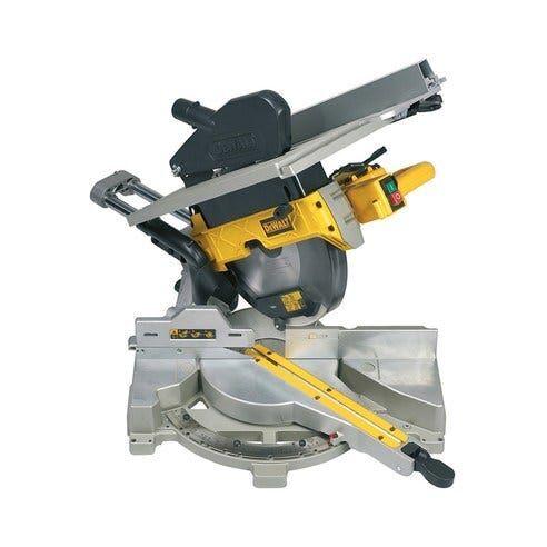 Dewalt Scie à onglets radiale et à table supérieure Ø305mm - faible poids