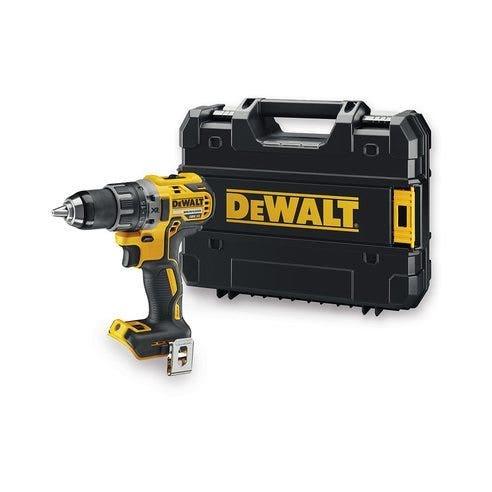 Dewalt Visseuse/Perceuse 18V XR Brushless en coffret Tstak (sans accu/chargeur)