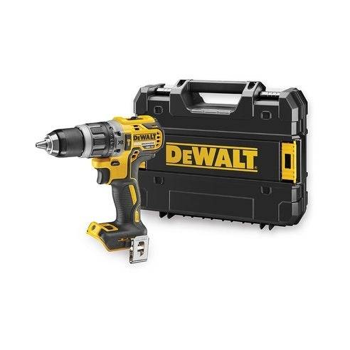 Dewalt 18V XR Brushless Visseuse/Perceuse à percussion en coffret Tstak (sans accu/chargeur)