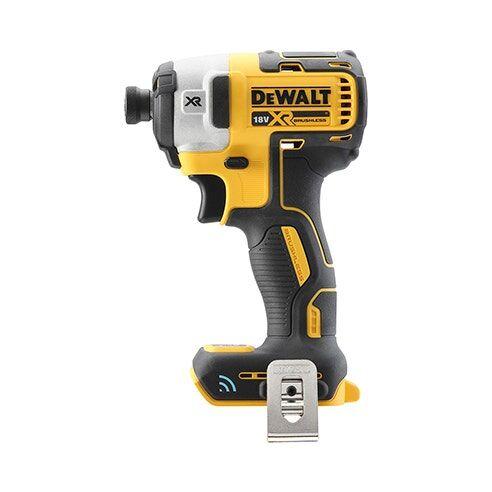 Dewalt Visseuse à chocs XR 18V BL Tool Connect - sans batterie ni chargeur