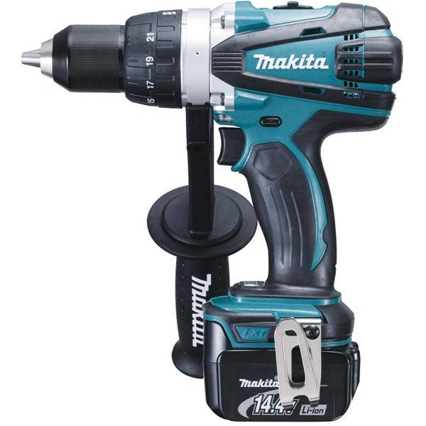 Makita Perceuse visseuse 14,4 V Li-Ion 4 Ah Ø 13 mm
