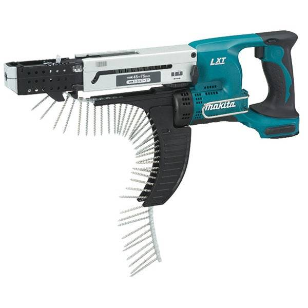 Makita Visseuse automatique 18 V Li-Ion 4 x 45 à 75 mm