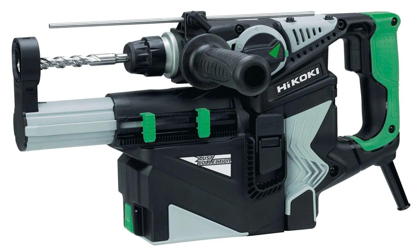 Hikoki Perforateur 28 mm SDS + 720 W - 3,5 Joules - 4,3 KgAspiration des poussières