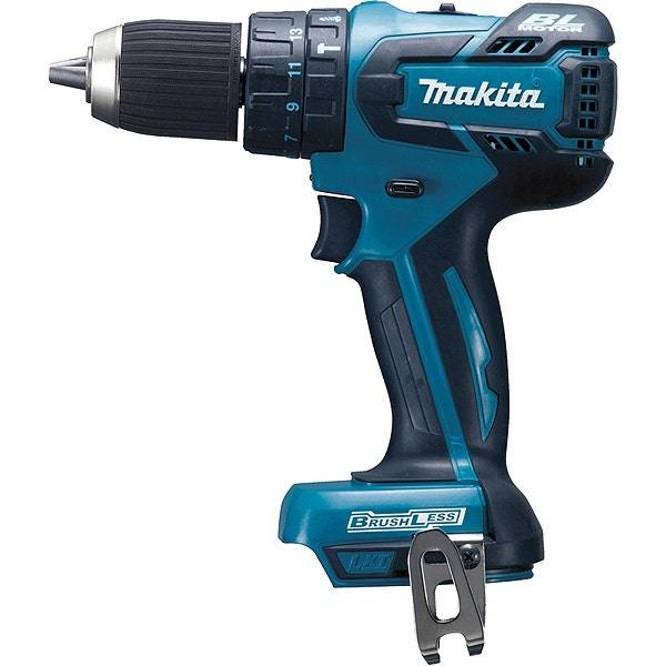 Makita Perceuse visseuse à percussion 18 V Li-Ion Ø 13 mm