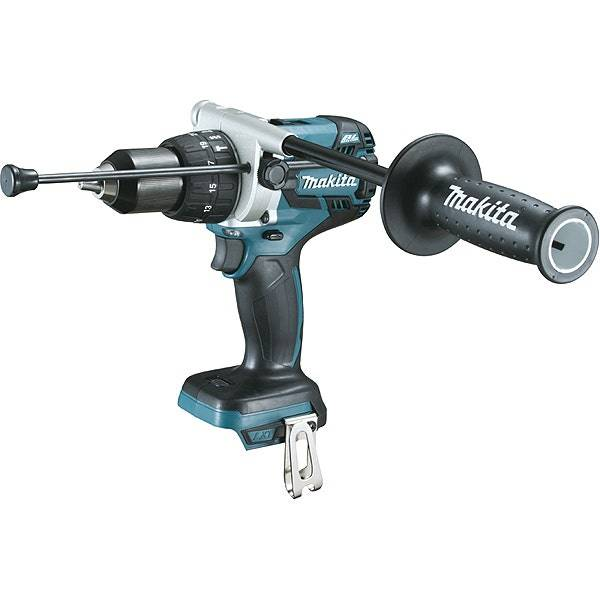 Makita Perceuse visseuse à percussion 18 V Li-Ion Ø 13 mm Makita DHP481Z