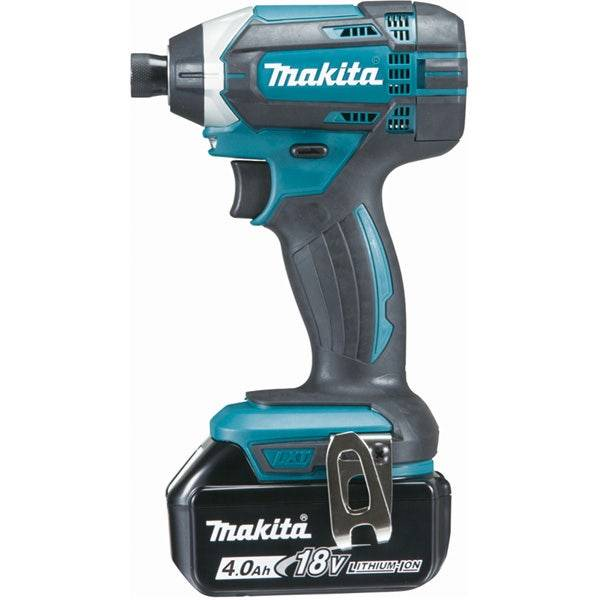 Makita Visseuse à chocs 18 V Li-Ion 4 Ah 165 Nm