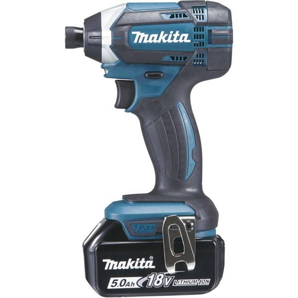 Makita Visseuse à chocs 18 V Li-Ion 5 Ah 165 Nm