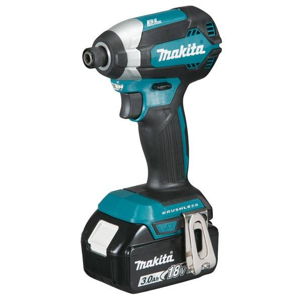 Makita Visseuse à chocs 18 V Li-Ion 3 Ah 170 Nm