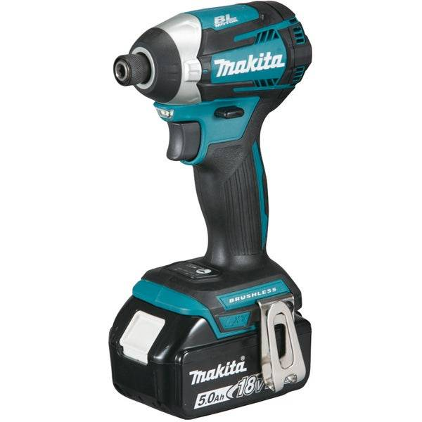 Makita Visseuse à chocs 18 V Li-Ion 5 Ah 175 Nm