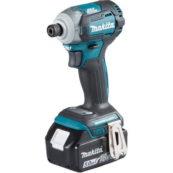Makita Visseuse à chocs 18 V Li-Ion 5 Ah 175 Nm 290W