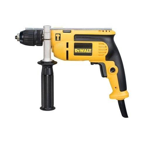 Dewalt Perceuse percussion 13mm 650W - Mandrin auto-serrant