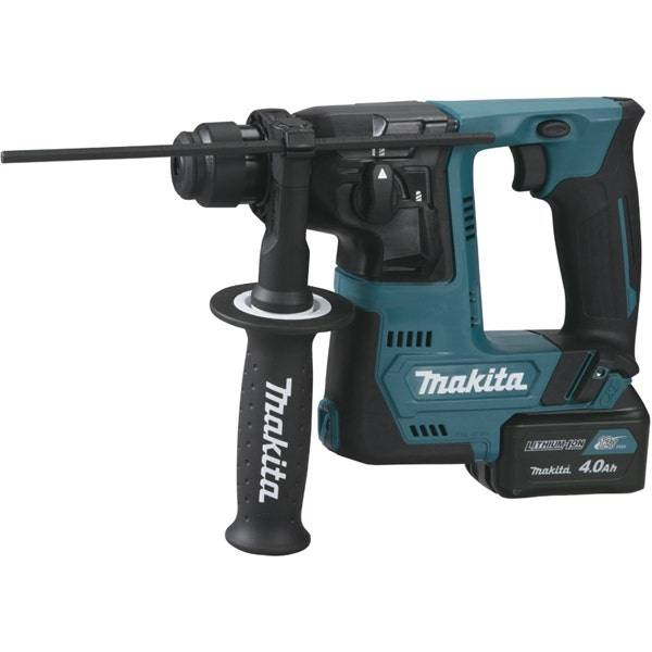 Makita Perforateur SDS-Plus 12 V CXT Li-Ion 4 Ah 14 mm