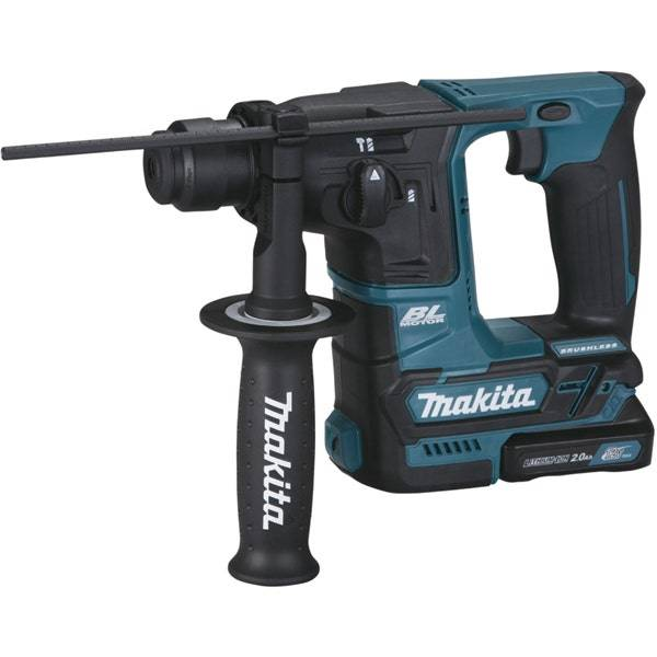 Makita Perforateur SDS-Plus 12 V CXT Li-Ion 2 Ah 16 mm