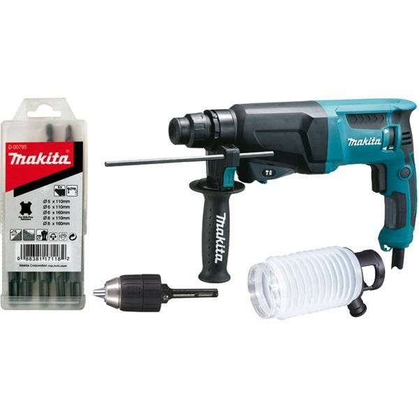 Makita Perforateur SDS-Plus 720 W 23 mm