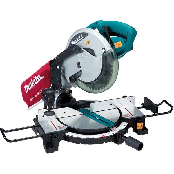Makita Scie à coupe d'onglet 1500 W Ø 255 mm
