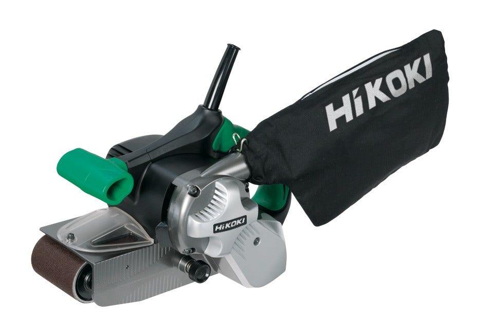 Hikoki Ponceuse à bande 75 mm - 1020 W