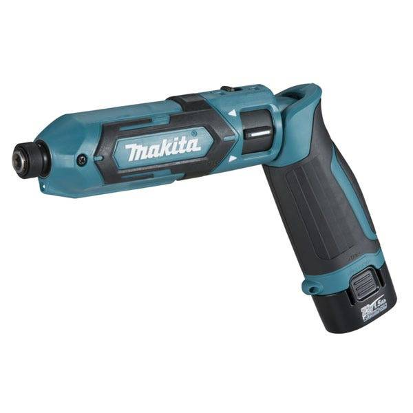 Makita Tournevis 7,2 V Li-Ion 1,5 Ah 25 Nm