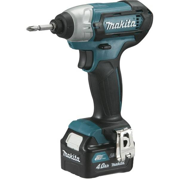 Makita Visseuse à chocs 12 V CXT Li-Ion 4 Ah 110 Nm